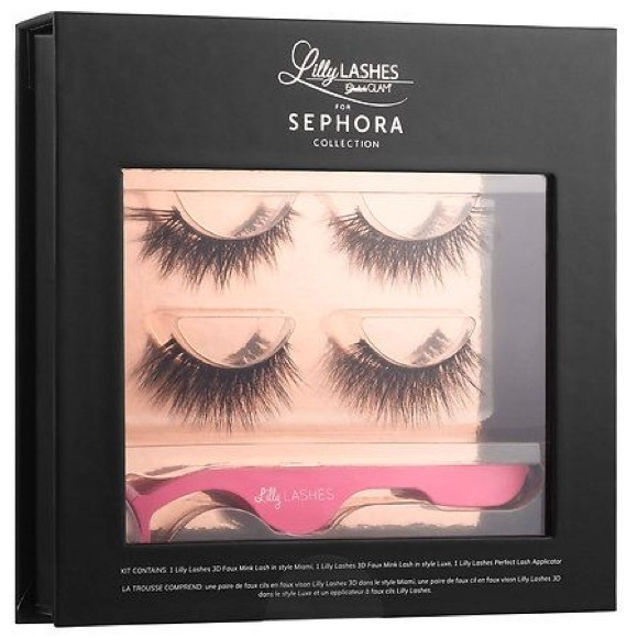 2c00e4a647b Lilly Lashes Kit of 2 (Miami, Luxe). M_5aecfe3afcdc315a1a91ce7d